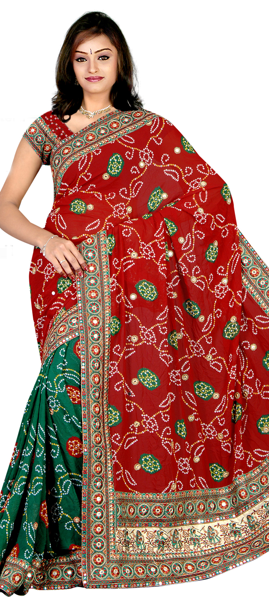 sarees of india The wardrobe of a saree enthusiast woman has atleast one saree from different regions of india it is their hobby and desires to own the specialties and the traditional sarees of the regions across india.