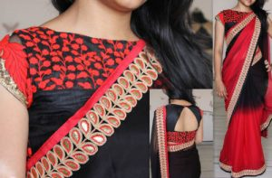 Dori Work Saree