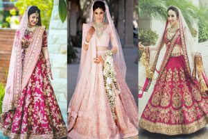 Buy Bridal Lehengas