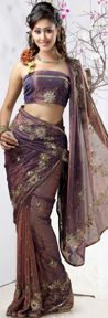 Indian Sarees – The Fashion Attire for Woman