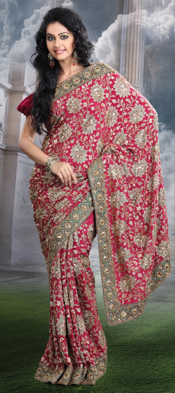 Indian Wedding Sarees – Must Attire For Every Occasion
