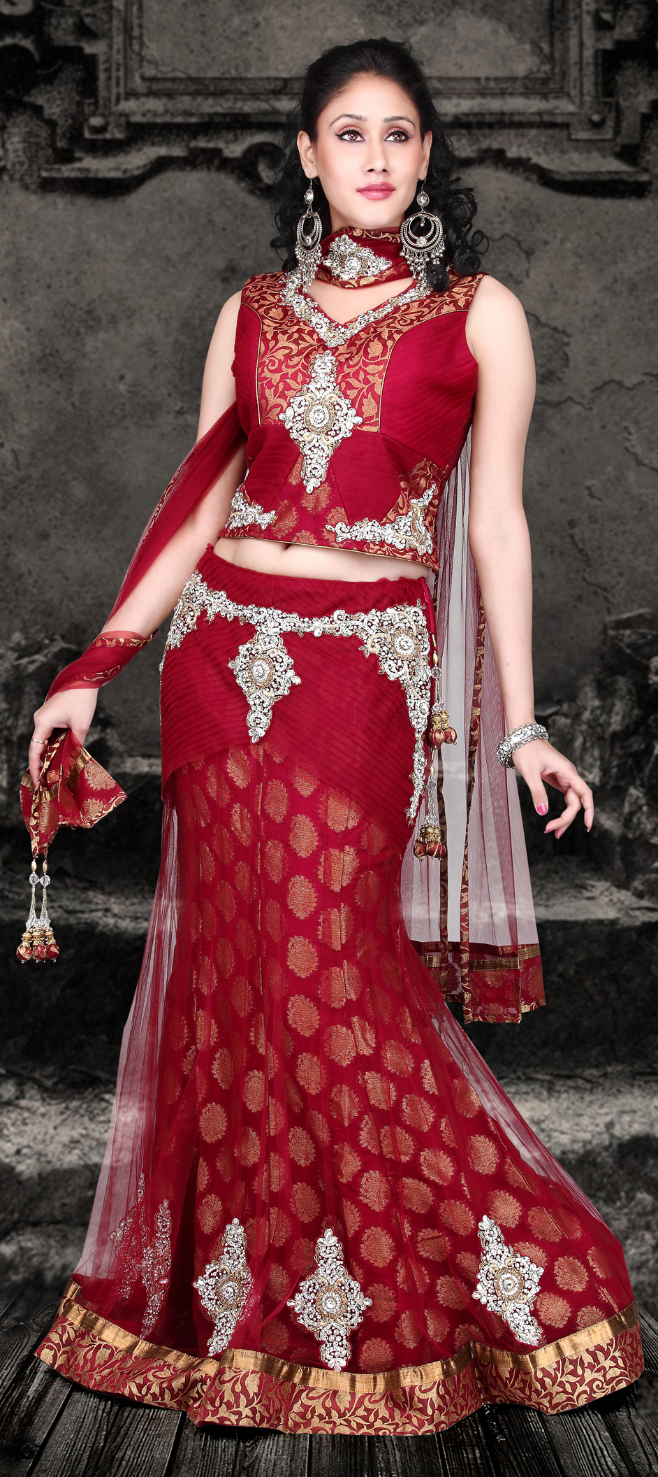 Wedding Lehengas – A Perfect Attire to Look Different on the Wedding Day & Reception