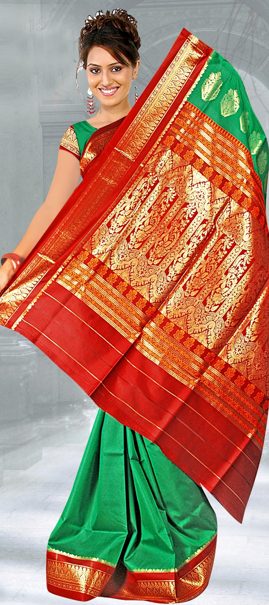 Silk Saree – A Dream of Every Woman