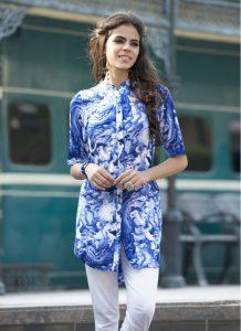 cotton tunic kurti
