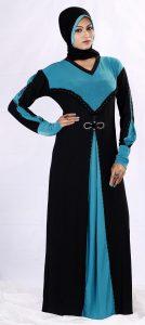 buy colorful abaya