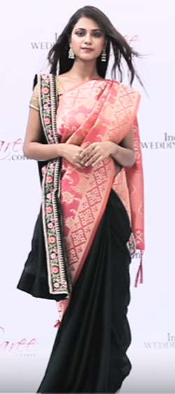 HOW TO WEAR A SAREE LIKE SONAM KAPOOR?