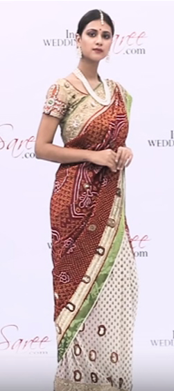 HOW TO WEAR A SAREE PERFECTLY?