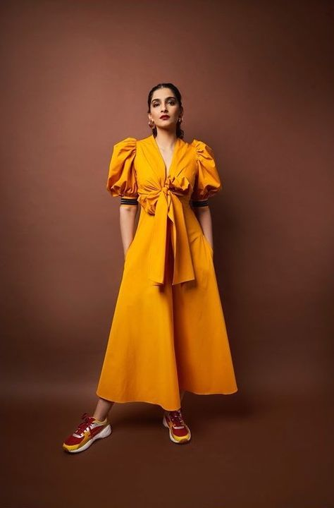 Fashionista Sonam Kapoor: A great inspiration for fashion bloggers