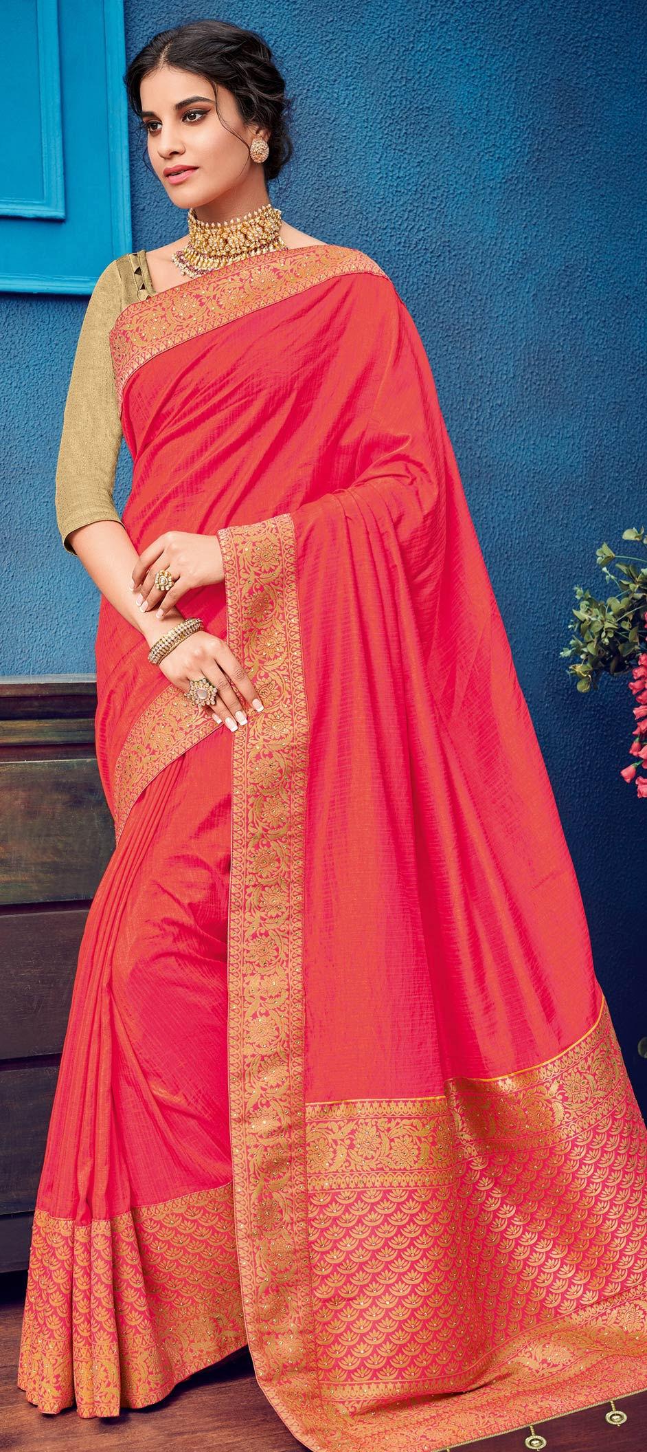 Rock the wedding season with these latest designer sarees