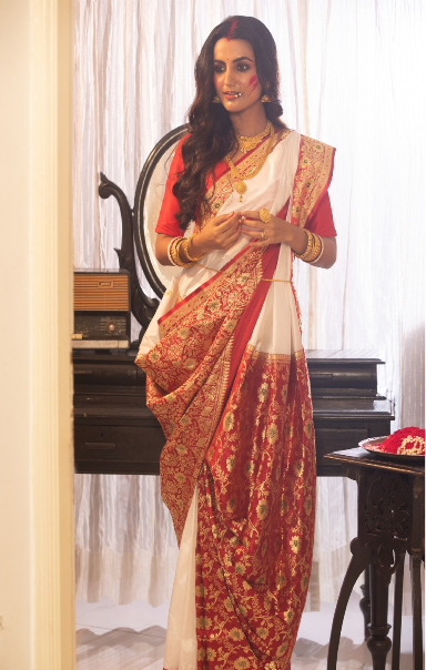 Most Popular Bengali Sarees That You Can Look Out For
