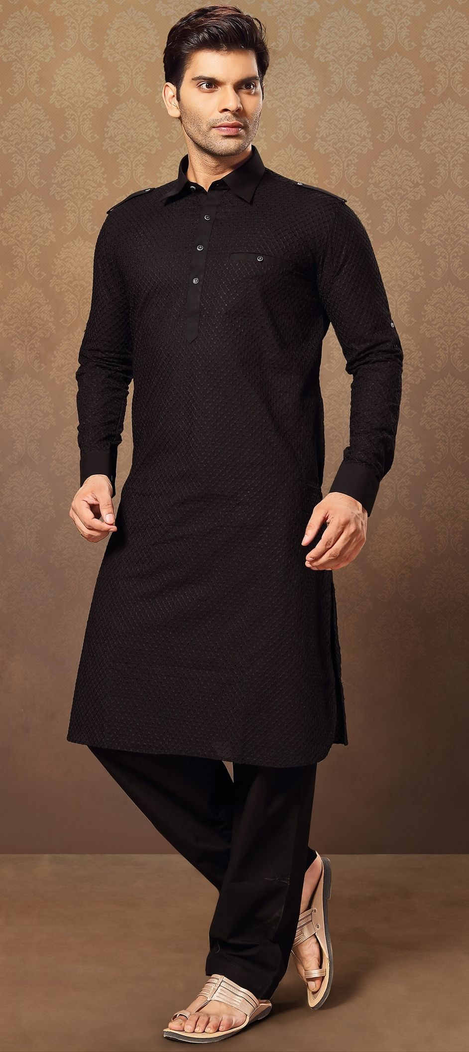 With Eid 2020 Count down Ticking In – Top Trends of Pathani Kurta Pyjama