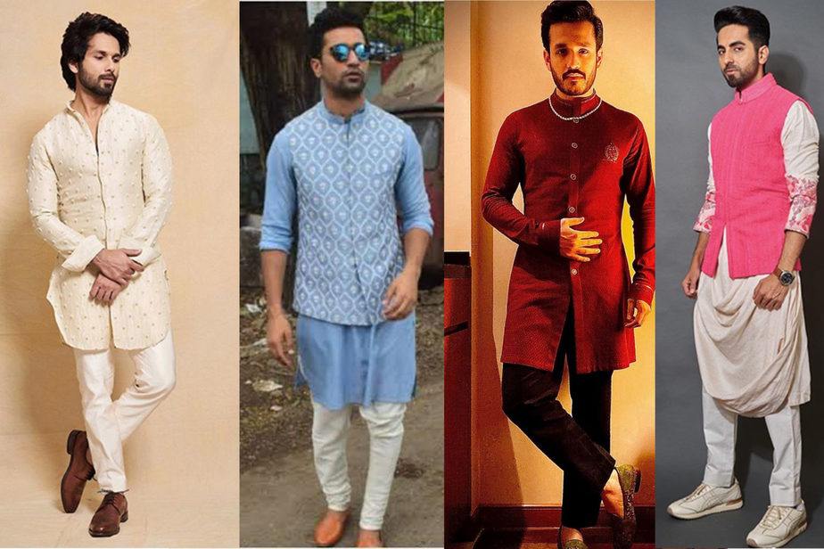 Stylish Indian Wedding Outfits for Men
