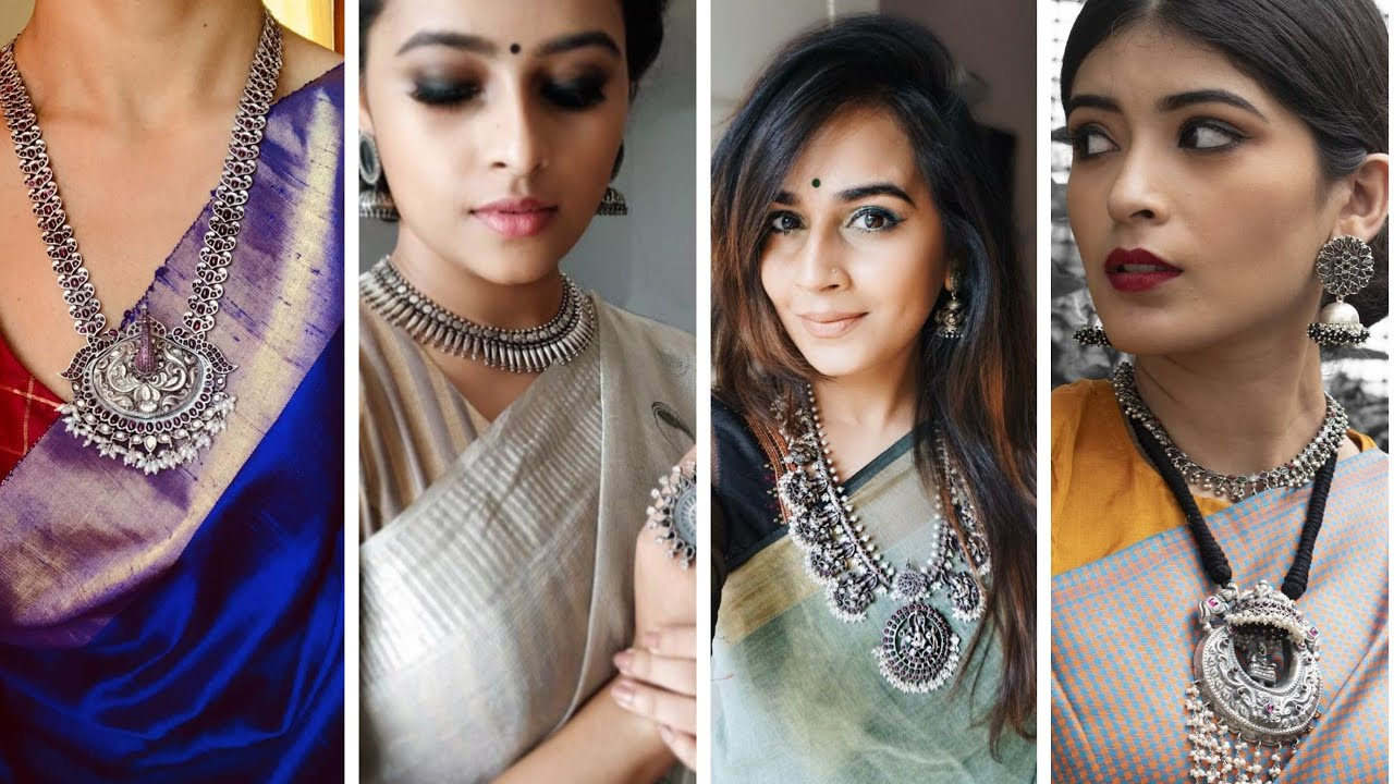 Smart Tips to Match Jewelry with Your Saree