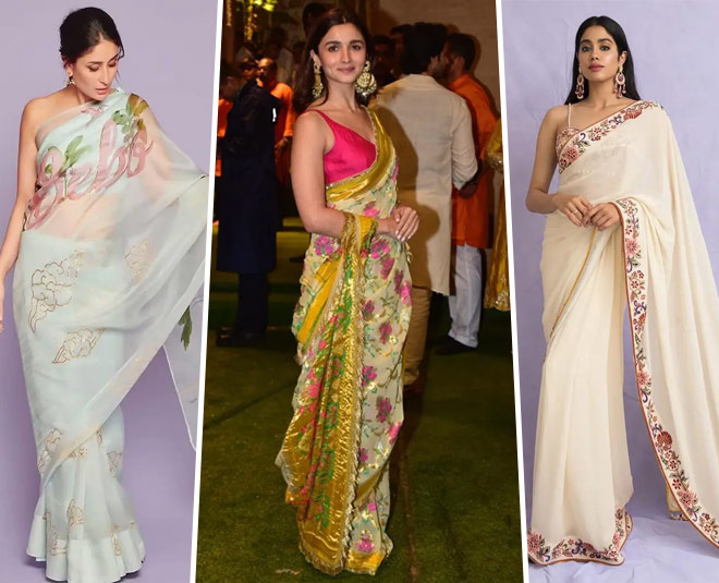 Brilliant Saree Ideas for Summer Weddings